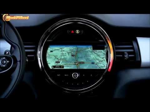 NEW 2015 Mini 5-door INTERIOR