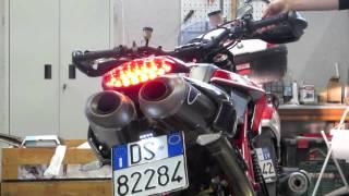getlinkyoutube.com-My Ducati Hypermotard 1100 Evo Sp con Termignoni