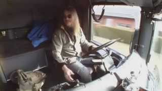 getlinkyoutube.com-Asphalt Cowboys || Piet Hackmann unterwegs im Emsland || Zusammenschnitt