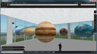 getlinkyoutube.com-3D virtual solar system model