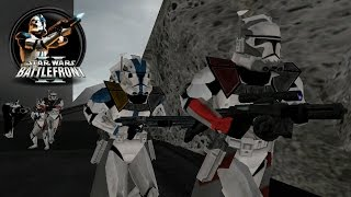 getlinkyoutube.com-Star Wars Battlefront II Mods (PC) HD: Taris: A World of Hurt | Clone Wars: Skin Changer