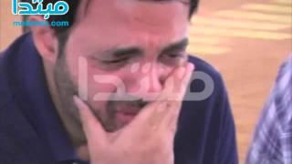 getlinkyoutube.com-دموع عمرو ياسين على جثمان ميرنا المهندس