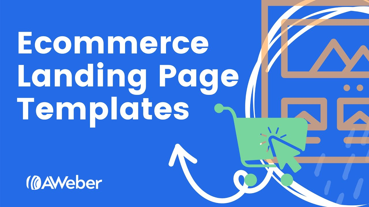 Sell More Easily with AWeber Landing Page Templates