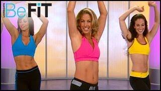 getlinkyoutube.com-Fat-Burning Cardio Latin Dance Workout: Denise Austin