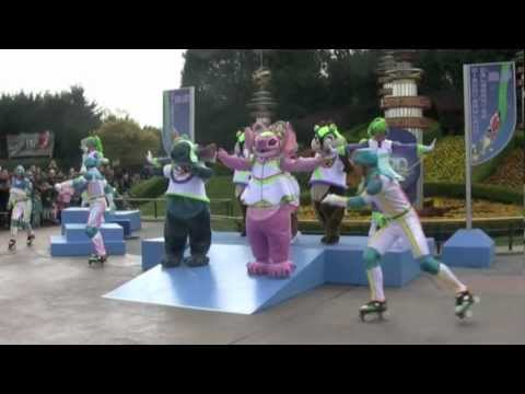 2012 Disneyland Paris 20th Anniversary Discoveryland Celebrates! April 12th