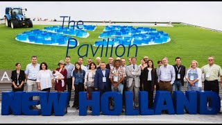 New Holland at Expo Milano 2015 – The Experience