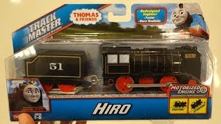 getlinkyoutube.com-The ALL NEW Re-designed Thomas & Friends Trackmaster Toy Trains!