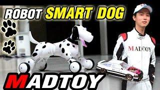 getlinkyoutube.com-MADTOY ตอนที่158 รีวิวของเล่นใหม่ หุ่นยนต์หมาบังคับวิทยุ ราคา 1,490 บาท