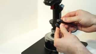 getlinkyoutube.com-Thrustmaster Warthog joystick extension installation