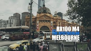 getlinkyoutube.com-The Spectacular Melbourne (Shot it with RX100 M4 in 4K)
