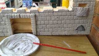 getlinkyoutube.com-Castillo medieval facil 1