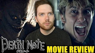 Death Note - Movie Review