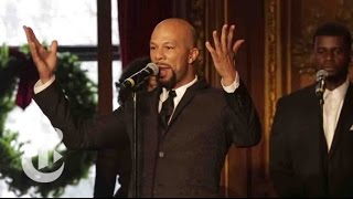 Common & John Legend Perform 'Glory' From Selma
