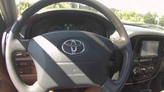 getlinkyoutube.com-2001 Toyota Land Cruiser Quick Tour