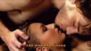 Celine Dion-The Power Of Love (lyrics)