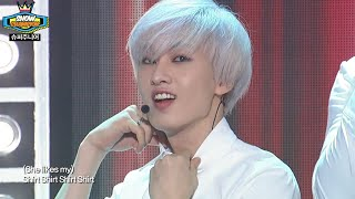 getlinkyoutube.com-Super Junior - Shirt, 슈퍼주니어 - 셔츠, Show Champion 20140910