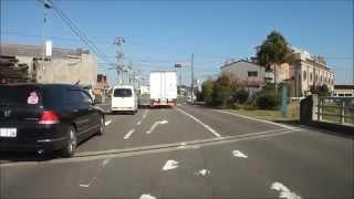 getlinkyoutube.com-DQN オデッセイ 携帯 使い 飛ばす 女性 ドライバー ドライブレコーダー