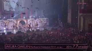getlinkyoutube.com-『さくら学院 The Road to Graduation 2014 ~君に届け~』 トレーラー映像