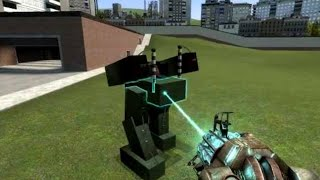 getlinkyoutube.com-[Tutorial] How to build a Mech in Garry's Mod, different techniques and types by Gmodism [SUBTITLES]