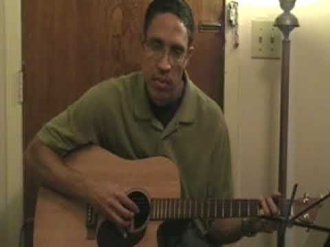 Easy Beginner Finger Picking Lesson - How Great Thou Art