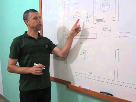Professor Zago _Projeto elétrico residencial  - Parte 1