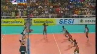 getlinkyoutube.com-CUBA VS USA PANAMERICANOS 2003 VOLLEYBALL