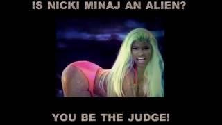 getlinkyoutube.com-Nicki Minaj: Reptilian Possessed Alien Demon Spirit Illuminati Confirmed 100% PROOF