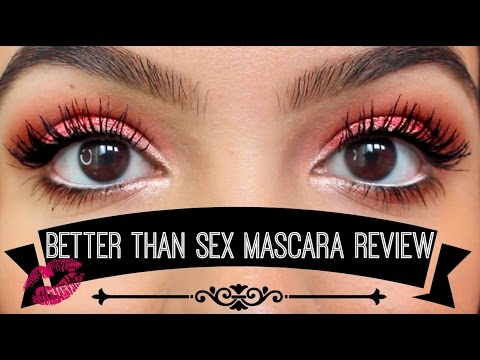 Better than Sex Mascara Review + Demo!