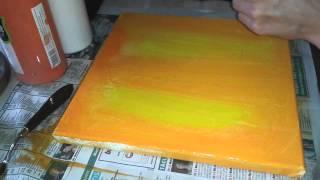 getlinkyoutube.com-Acrylmalerei meine wichtigsten Malutensilien