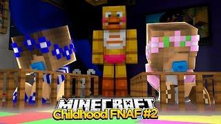 getlinkyoutube.com-Minecraft Childhood FNAF - FREDDY IS IN THE CASTLE! #2