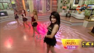 """getlinkyoutube.com-Full HD ¡El ballet de venga la alegría bailando! """"La cita"""""""