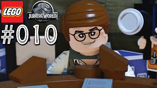 LEGO JURASSIC WORLD #010 Peter Ludlow ★ Let's Play LEGO Jurassic World [Deutsch]