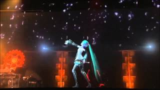 getlinkyoutube.com-33-「千本桜/Senbonzakura」Hatsune Miku Live Party 2013 in Kansai BD