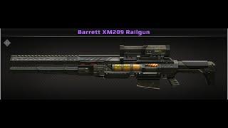 getlinkyoutube.com-【釈迦】ユーロBOX Barrett Railgun回してみた【AVA】