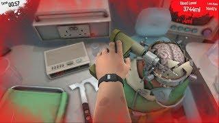 getlinkyoutube.com-Surgeon Simulator - STEADIEST HANDS!