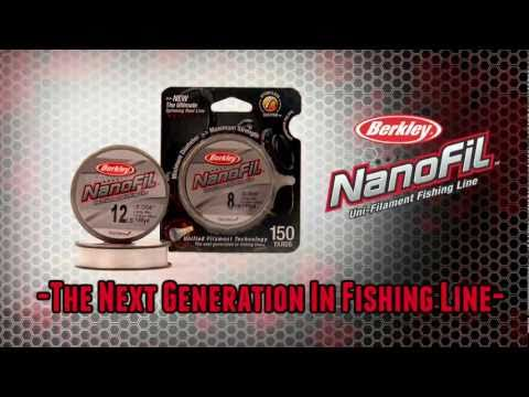 Introducing New Berkley NanoFil - The Next Generation in Fishing Line