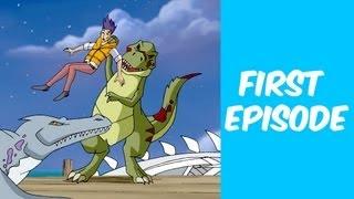 "getlinkyoutube.com-""Dino Squad 101 - The Beginning """