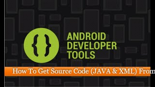 getlinkyoutube.com-How To Get Source Code (JAVA & XML) From An Android APK File