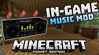 getlinkyoutube.com-IN-GAME MUSIC in 0.13.0!!! - PC Background Music Mod - Minecraft PE (Pocket Edition)