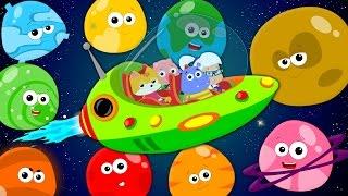 getlinkyoutube.com-Buddies | Planet Song | Nursery Rhymes | Kids Songs | Baby Rhymes