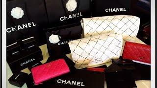 My Entire CHANEL Handbag Collection 2015