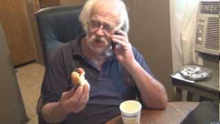 getlinkyoutube.com-Angry Grandpa vs Dunkin' Donuts