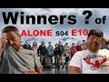 Fowlers Reaction to Winners of ALONE S04 E10 Historys Alone Season 4 Episode 10 Jim & Ted Baird