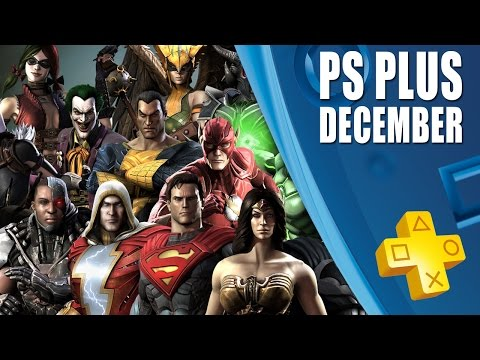 PlayStation Plus UK - December 2014