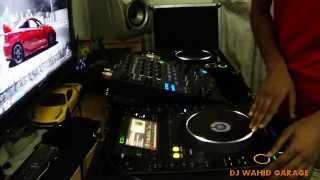 DJ WAHID GARAGE scratch tutorial 02