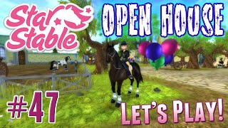 getlinkyoutube.com-Let's Play Star Stable #47 - Jorvik Stables Open House
