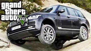 getlinkyoutube.com-GTA 5 - NOVA RANGE ROVER VOGUE - MOD Carro