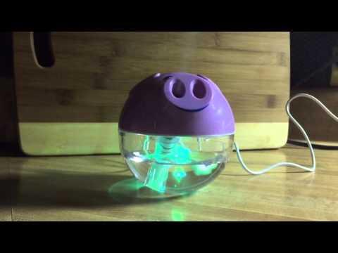 RipaFire Pig Humidifier