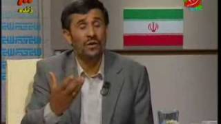 مناظره انتخاباتي موسوي و احمدي نژاد قسمت هشتم