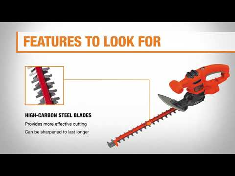 Best Hedge Trimmers For Your Shrubs